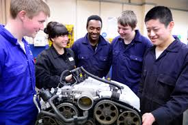 motor vehicle cycle engineering