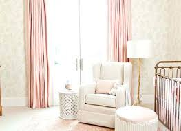 pink nursery curtains pretty chic baby room nursery curtains light Light Pink Curtains For Nursery