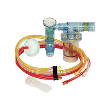 Travel air flow ventilation therapy percussionaire