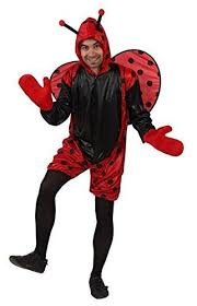 ladybug costume ladybug costume for men m l by atosa toys