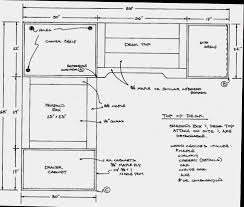 Wood Computer Desk Plans Free by Nice Computer Desk Plans With Woodworking Plans Corner Computer