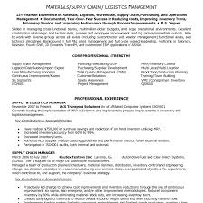 manager resume exle logistics manager resume logistics manager resume exle q