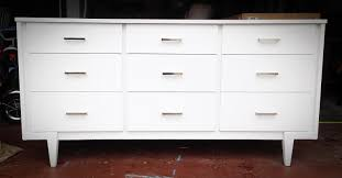 Painted Mid Century Furniture by White Bedroom Dresser Corner Bedroom Dresser Geisai Us Geisai Us