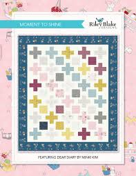 free quilting projects riley blake designs