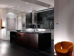 Kitchen Paneling Ideas Interior Design Cool Modern Kitchen Design With Brown Oak