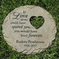 personalized memorial ornaments decore