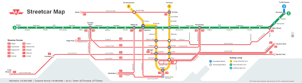 Ttc Subway Map by Newbies Guide How To Take A Streetcar In Toronto Daily Hive Toronto