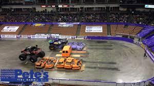 monster truck show massachusetts monster jam 2015 holeshot challenge manchester nh on vimeo