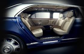 blue bentley interior bentley u0027s new mulsanne grand limousine was built for true