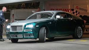 rolls royce mansory mansory rolls royce wraith top marques 2014 youtube