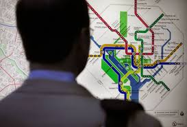 Metro In Dc Map by Best 5 Metro Stations For Sightseeing In Washington Dc