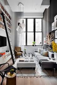 Narrow Living Room Design Ideas A Toronto Condo Packed With Stylish Small Space Solutions Small