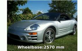 2003 mitsubishi eclipse spyder specs and features youtube