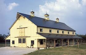 2 Story Pole Barn House Plans Barns With Apartments Floor Plans So Replica Houses