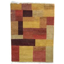 Discount Modern Rugs Modern Rugs Handloom Carpet 200x147cm Indian Woollen Carpets