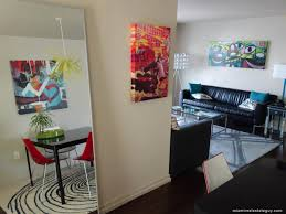 have you ever considered using street art in interior design