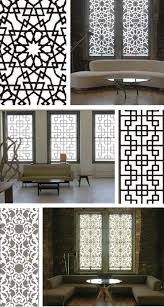 islamic mosaic window grills middle eastern architecture house