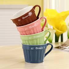 1pcs new arrival keyama candy colors creative cute ceramic