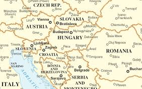 Budapest Hungary Map Rescuers Maps Facing History And Ourselves