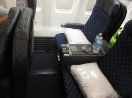 757 Seat Map American Airlines 757 First Class Review Honolulu Hnl To Lax