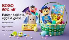 online easter baskets target online easter sales clothing shoes baskets more buy