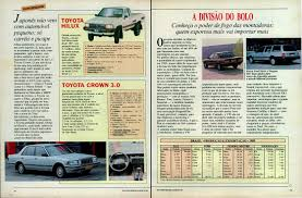lexus altezza super carros the curious case of the brazillian toyota crown toyota nation
