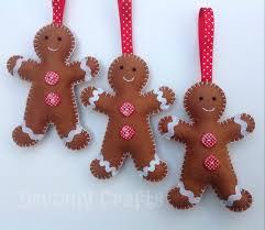 felt gingerbread man items share felt gingerbread man items