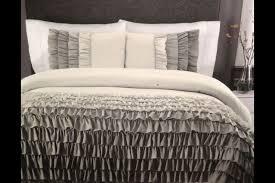 Ruffle Bedding Set Bedding Sets Grey Ruffle Bedding Sets Bedding Setss