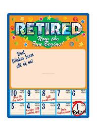 retirement countdown calendar calendar template 2017