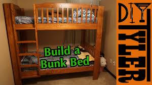 Build A Bunk Bed Bunk Bed Buildsomething Com
