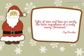 gifts love merry christmas quote