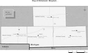 Coldwater Michigan Map by Federal Register United States And State Of Michigan V