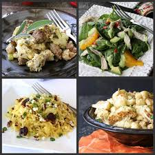 cookin canuck thanksgiving recipes entrees side dishes