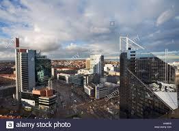 tallinn new modern city center estonia europe on left radisson
