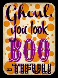 Free Halloween Bingo Printable by Pitterandglink Free Halloween Printable