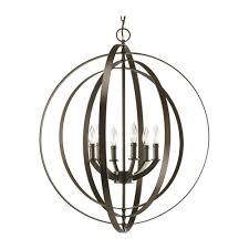 Ballard Designs Orb Chandelier Bronze Orb Chandelier Campernel Designs