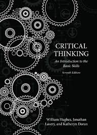 critical thinking an introduction to the basic skills american written