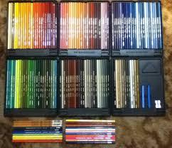 prismacolor pencils 150 done with the mexican prismacolors archive wetcanvas