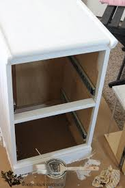How To Paint A Filing Cabinet How To Paint A Filing Cabinet The Wood Grain Cottage