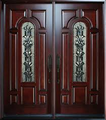 Double Front Entrance Doors by Double Front Entry Doors Wood Making Double Front Entry Doors