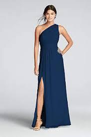 blue bridesmaid dresses navy blue bridesmaid dresses you ll david s bridal