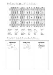 english teaching worksheets water