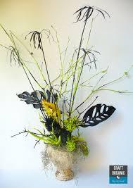 a floral arrangement for halloween craft organic