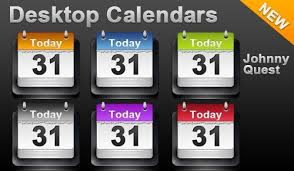 Small Desktop Calendar Free 48x48 System Small Icon Gif Material 2 Icon