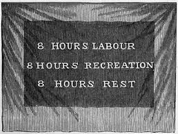 how many weeks until black friday the origin of the 8 hour work day and why we should rethink it
