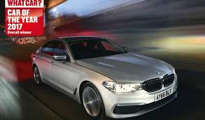 car names for bmw whatcar names the all bmw 5 series saloon the car of the year