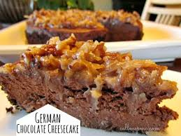 german chocolate cheesecake recipe german chocolate cheesecake