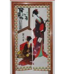 Door Way Curtains Japanese Kabuki Fabric Door Curtain D2904 Wholesale Faucet E Commerce