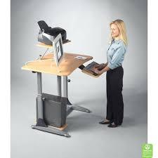 Adjustable Computer Desks Ergonomic Computer Desk Adjustable Height Ergonomic Compact