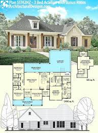 design house plans acadian floor plans plan charm house acadian style homes floor plan